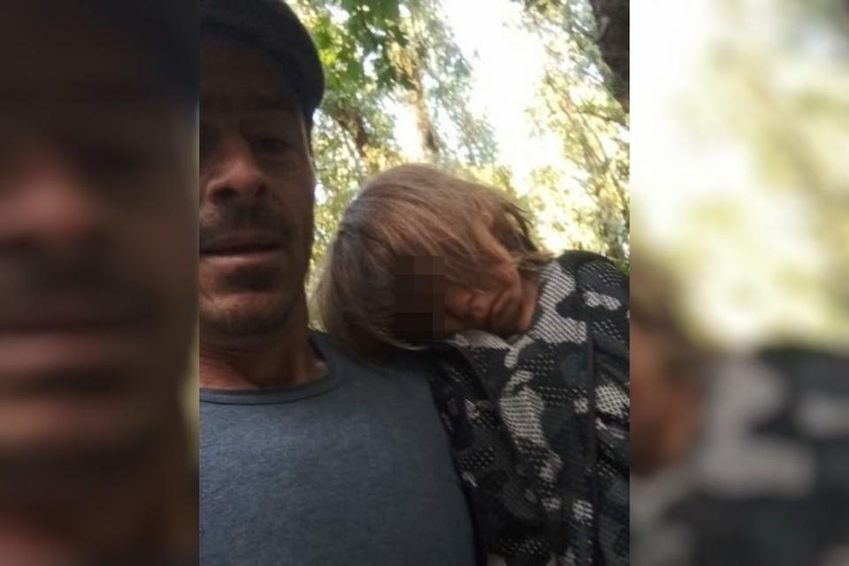 Через 4 дня поисков ребенка нашли живым и невредимым