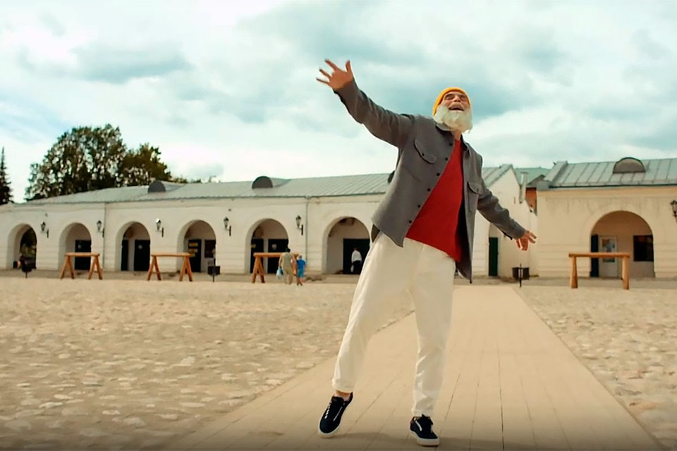 Танцующие дедушки взорвали соцсети.