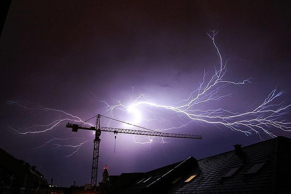 На Приморье надвигается очередной супертайфун