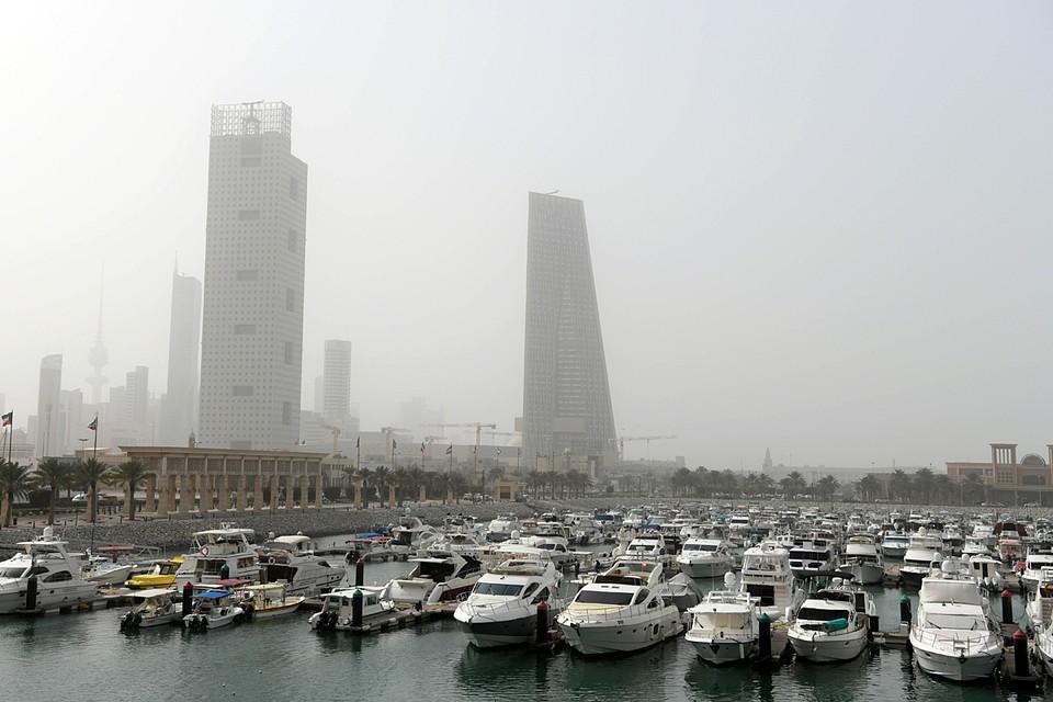 Бюджет Кувейта на 90% основан на продаже углеводорода