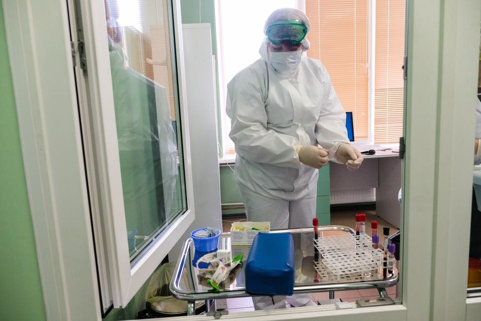 В Петербурге вынесли первый штраф за непредоставление сведений об отсутствии коронавируса