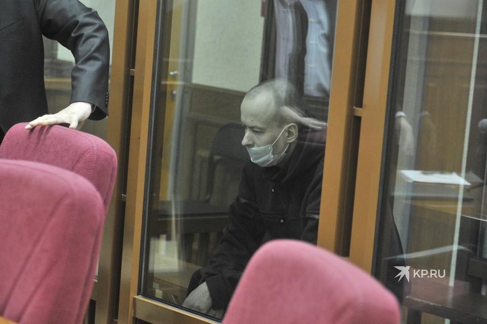 Александров признал свою вину в убийстве девушек. Ему грозит пожизненный срок