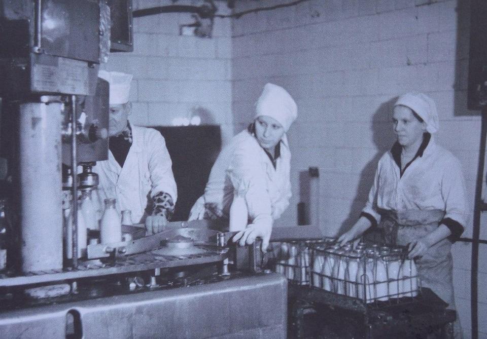 Осенью 1980-го продукция местных молочников неожиданно стала пользоваться небывалым спросом.
