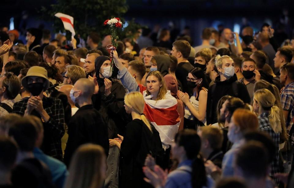 В Беларуси задержан один из членов президиума КС оппозиции Максим Знак