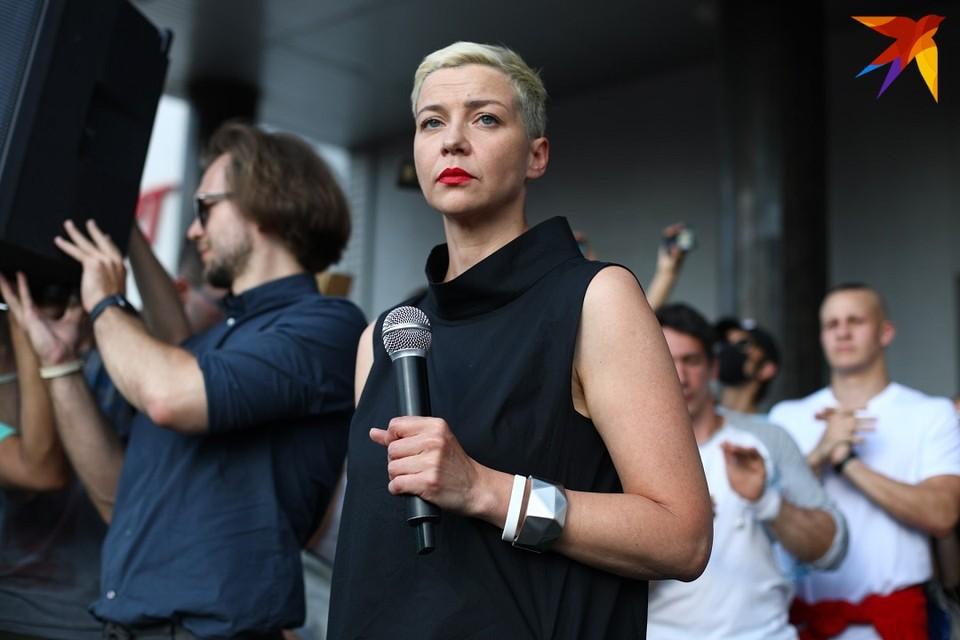 Марию Колесникову подозревают в попытке захвата власти.