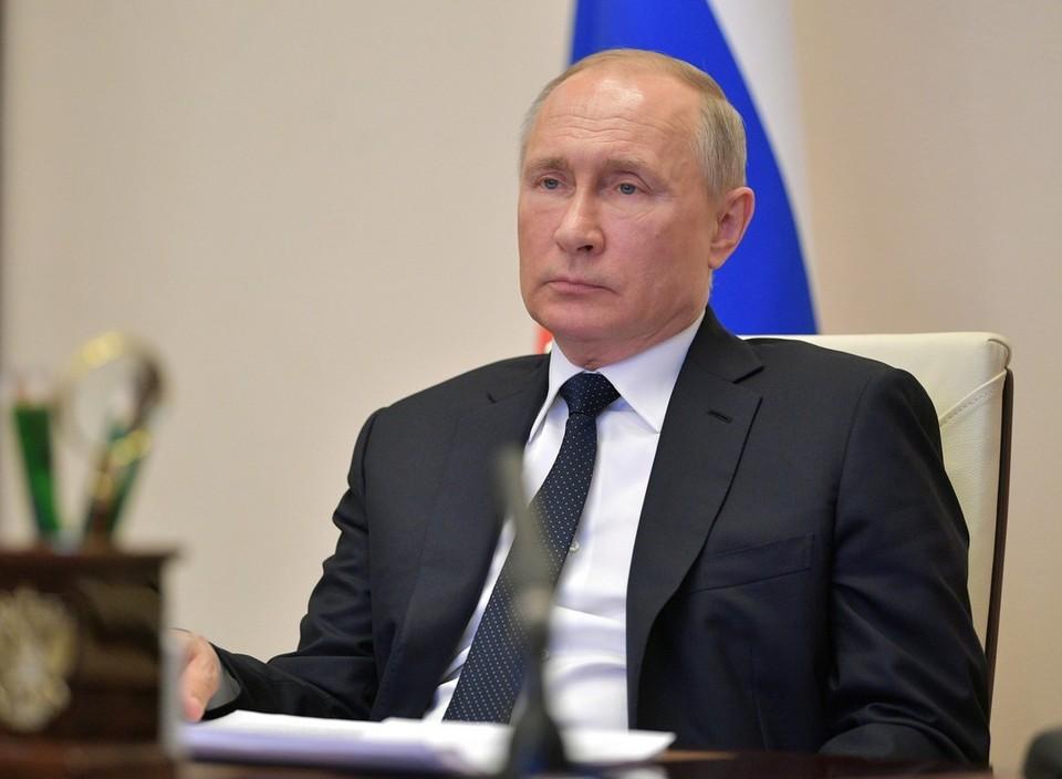 Путин заявил о высоком уровне безработицы в России