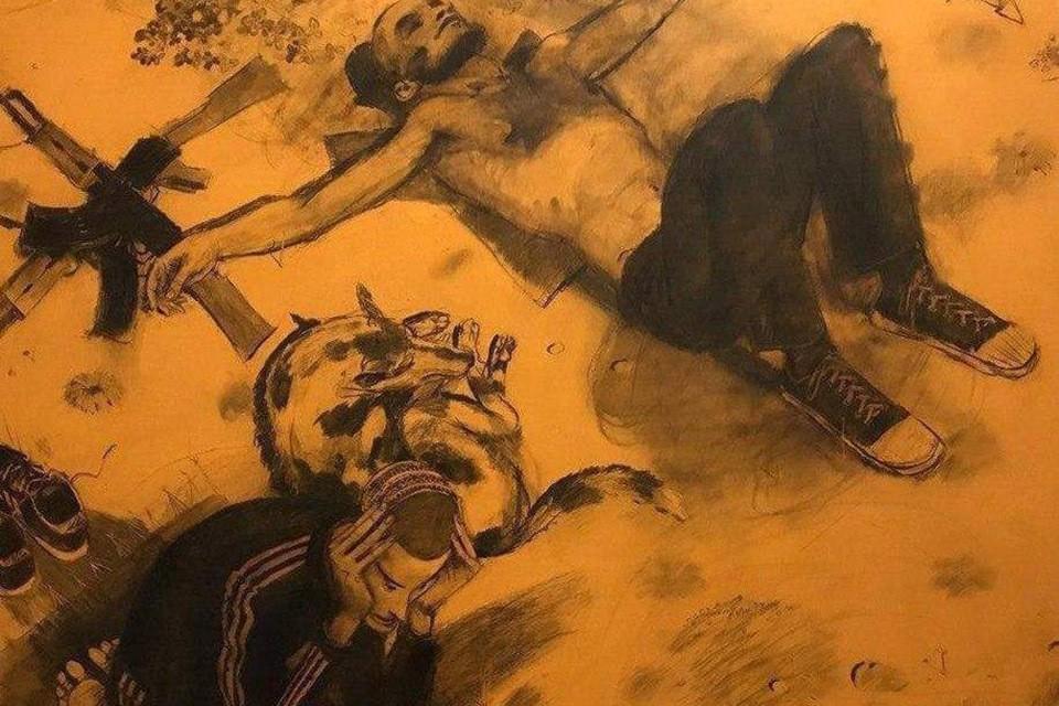 «Романтические ваххабиты» в Новой Третьяковке: «Намоченную выставку» заподозрили в экстремизме
