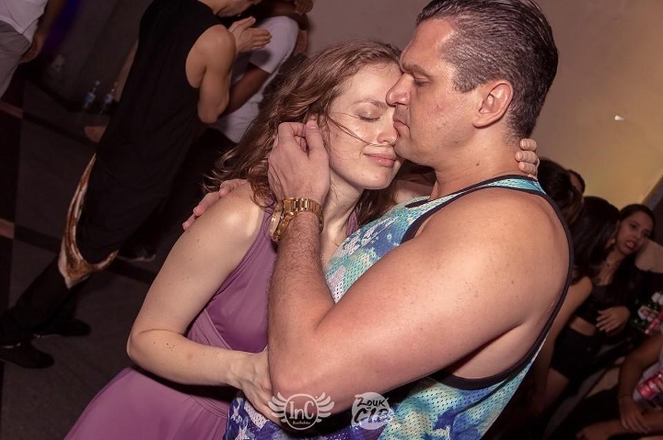 """По данным бразильских СМИ, в прошлом Эдуардо занимался танцами. Фото: страница Анны Чернейкиной """"Вконтакте"""""""
