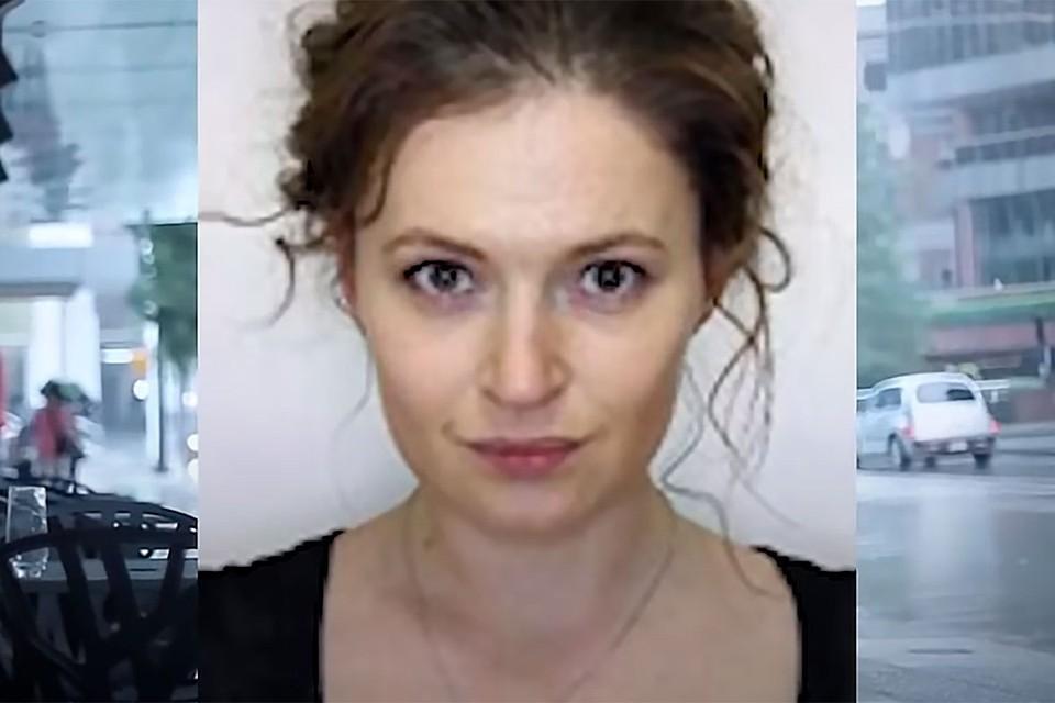 Загадочная Мария Певчих, сопровождавшая Навального в Томске.