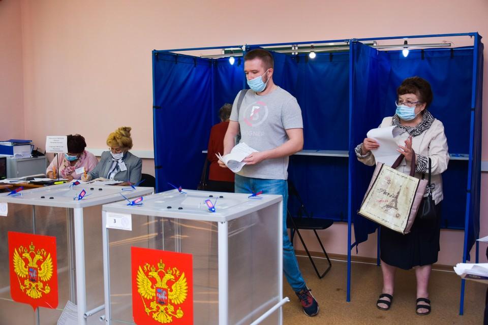 Рассказываем, как прошли выборы в центре России