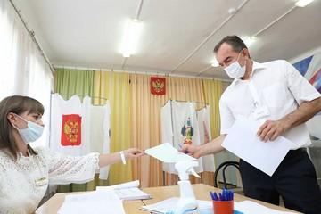 Вениамин Кондратьев об итогах голосования: «Выборы проходили прозрачно и открыто»