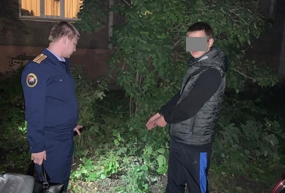 Кирилл приехал из Ирбита в Екатеринбург в гости к своему знакомому. Фото: СУ СКР по Свердловской области