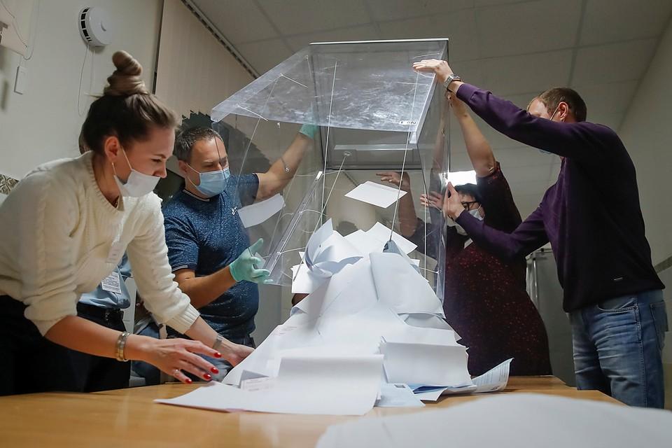 Единый день голосования показал провал оппозиции - как внесистемной, так и традиционной