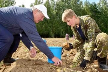 Сын Лукашенко Коля будет учиться в Москве под вымышленной фамилией