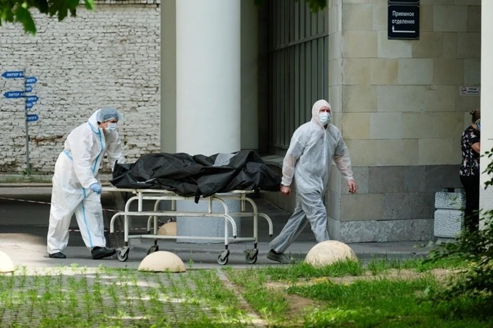 Четыре пациента с коронавирусом скончались в Кузбассе за сутки