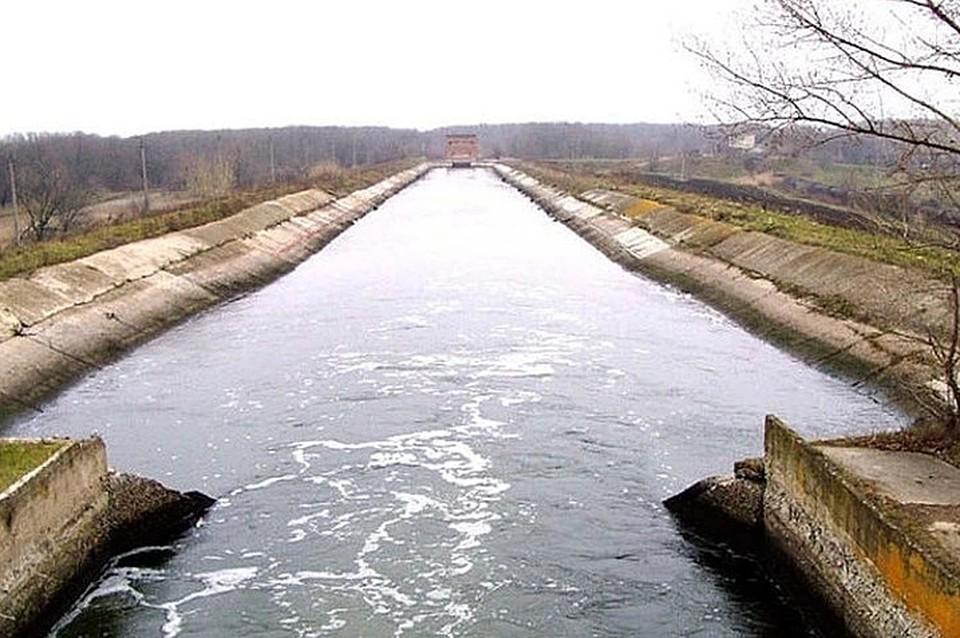 ВСУ продолжают укрепляться возле канала «Северский Донец - Донбасс». Фото: «Вода Донбасса»