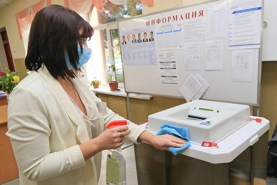 Результаты выборов, прошедших в 83 регионах страны, объявлены