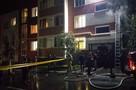 """В Татарстане во время пожара в ЖК """"Царево village"""" погибли два человека и пострадали еще трое"""