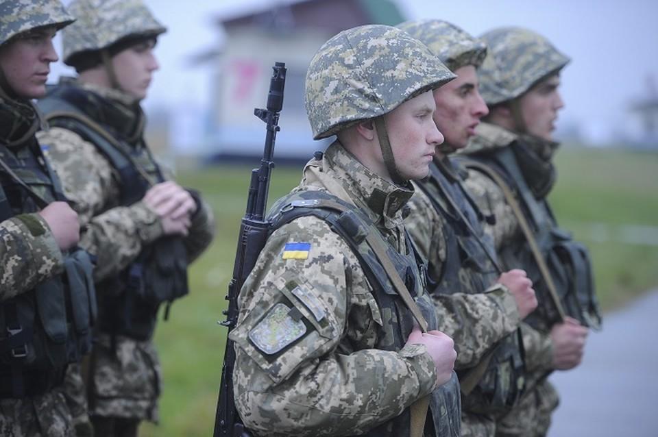 Все пьяные солдаты были задержаны. Фото: штаб ООС
