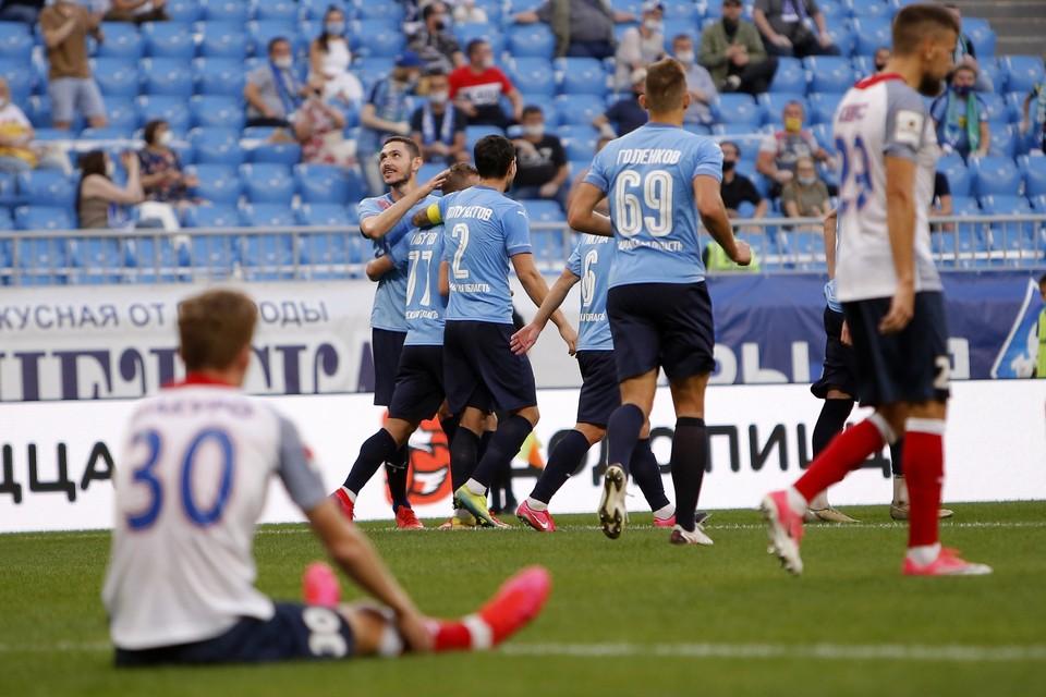 «Крылья» и «Иртыш» встречались в этом сезоне в рамках Кубка России. Тогда самарцы победили 5:0.