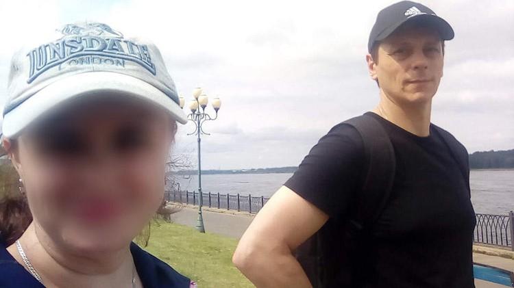 """Мужчина произвел на женщину приятное впечатление. Фото: сайт """"Одноклассники""""."""