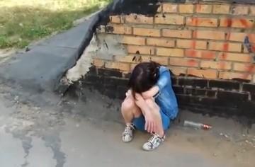 Мамаша-кураж: многодетная мать из Тольятти отметила начало трезвой жизни так, что ее не взяли в центр реабилитации