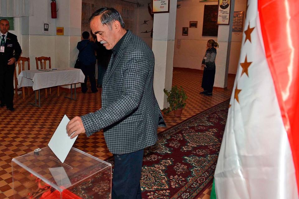В Таджикистане скоро состоятся выборы