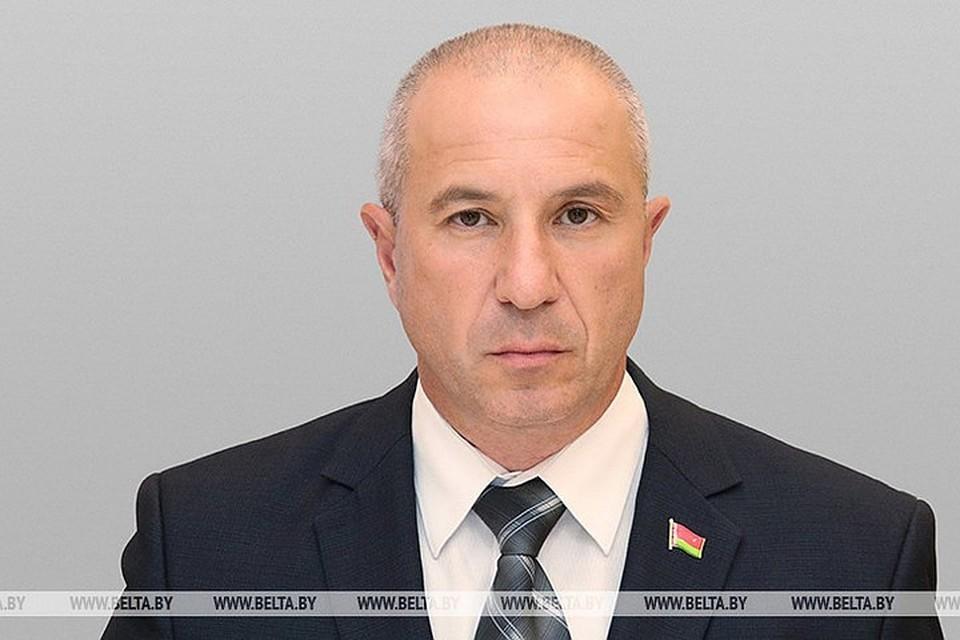 Глава МВД Юрий Караев. Фото: БелТА