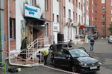 В Красноярске частная клиника, где при пожаре погибли 4 человека, не имела лицензии на стационарное лечение