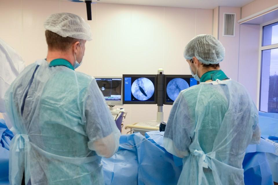 Новый онкологический центр откроется в Ленобласти