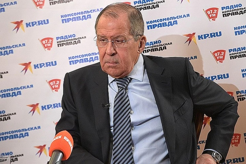 Лавров призвал Белоруссию не идти по пути Украины в вопросах русского языка