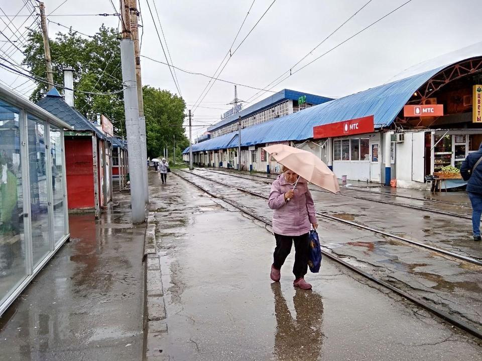Саратовскую область накроют ливни