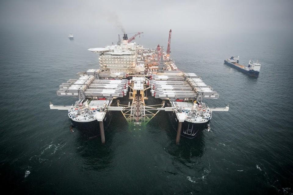 """Проект """"Северный поток — 2"""" предполагает прокладку двух ниток газопровода общей мощностью 55 миллиардов кубометров газа в год"""