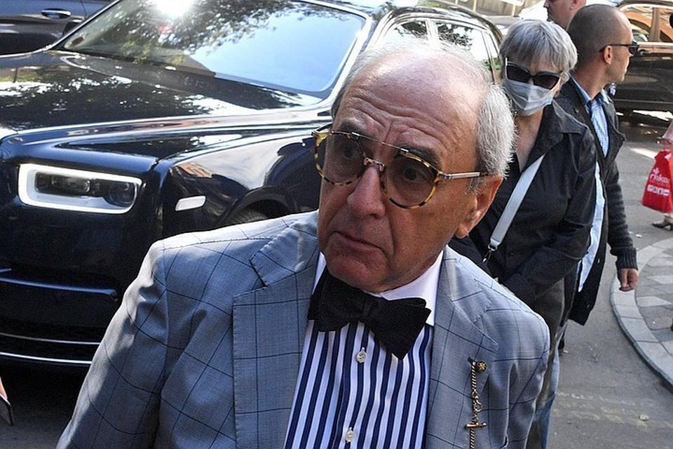 Адвокат Александр Добровинский