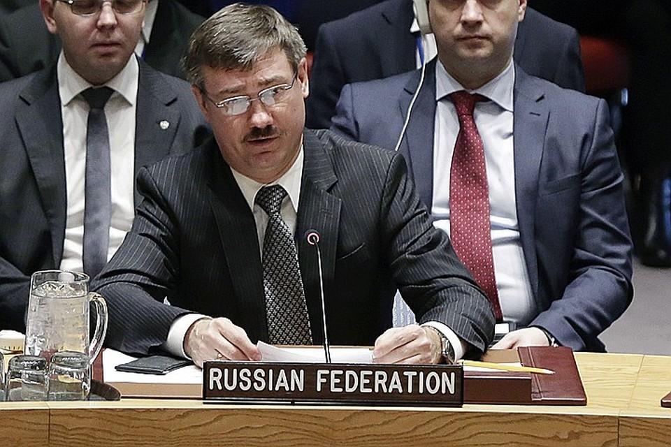 Ильичев считает, что «в ход идут привычные инструменты, включая незаконные односторонние санкции». Фото: EASTNEWS/AP/FOTOLINK
