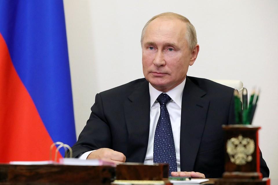 Президент рассекретил имя создателя самого грозного оружия в мире. Фото: Михаил Климентьев/ТАСС