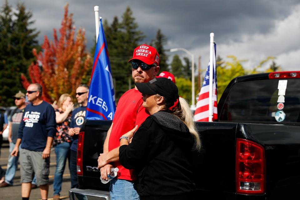 Выборы президента США состоятся 3 ноября