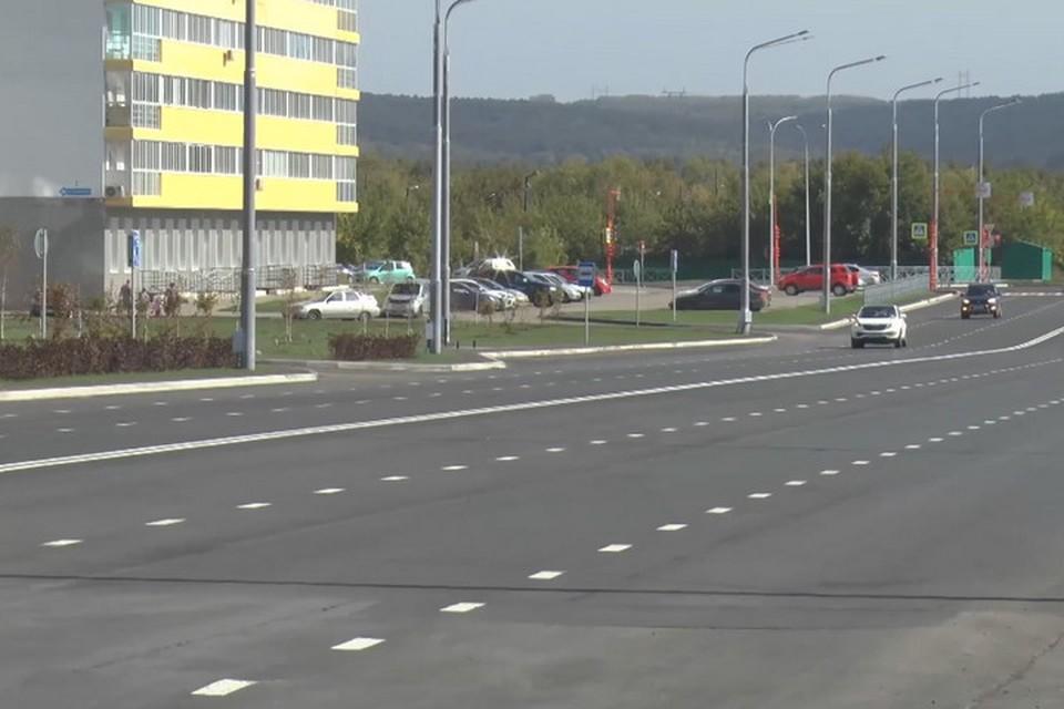 В новые районы Кемерова запустят общественный транспорт. ФОТО: кадр видео со страницы соцсетей Ильи Середюка