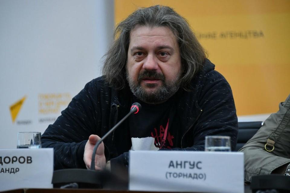 Музыканта Александра Помидорова задержали после концерта в одном из районов Минска. Фото: sputnik.by