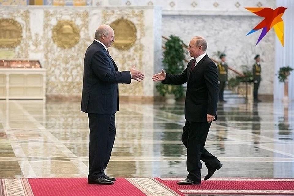 Песков: доверие между Москвой и Минском гарантирует невмешательство в дела друг друга.