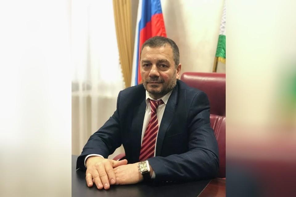 Алаудин Боков Фото: Постоянное представительство Республики Ингушетия при Президенте Российской Федерации