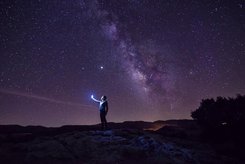 Наблюдать МКС невооруженным глазом на ночном небе можно с 20 сентября по 10 октября