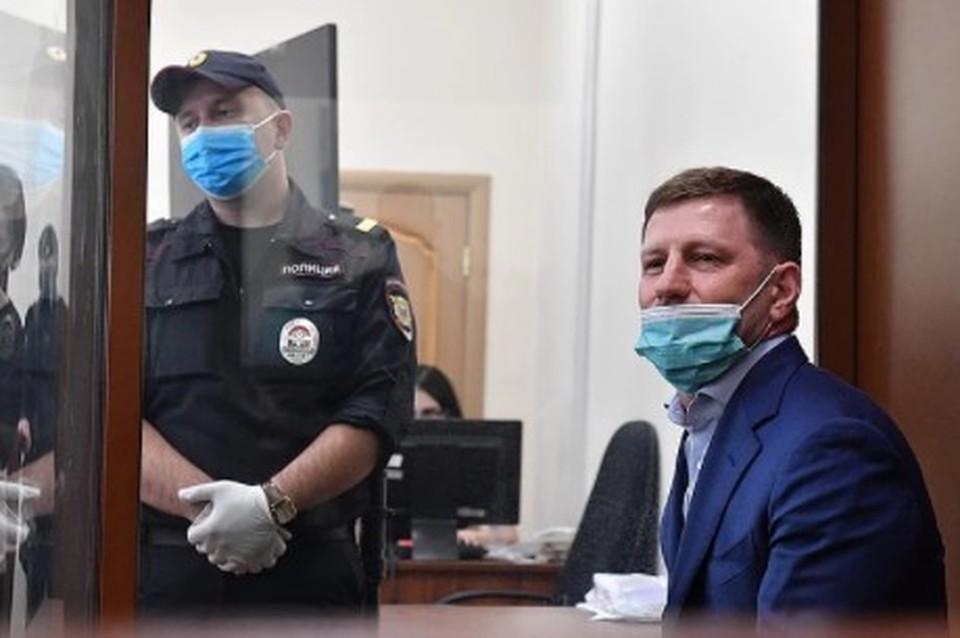 Потерпевшие по делу Сергея Фургала требуют взыскать с него 1,5 млрд рублей