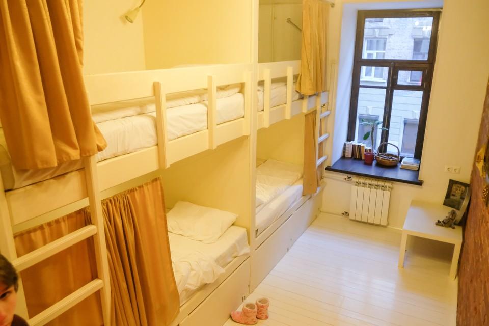 Труп в зеленых тапках нашли в петербургском хостеле.