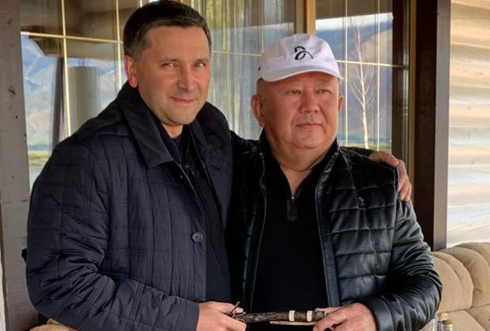 Это уже второй официальный визит министра экологии России в Кыргызстан.