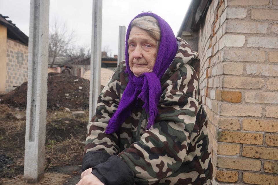 Многим донецким старикам выехать на Украину невозможно не только из-за карантина, но и по причине слабого здоровья