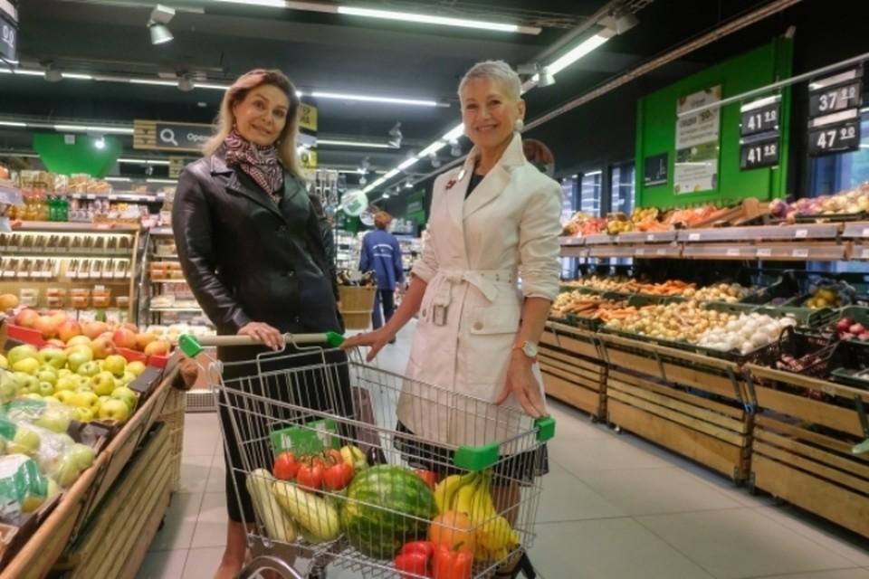 В каких новокузнецких магазинах для пенсионеров выделено особое время