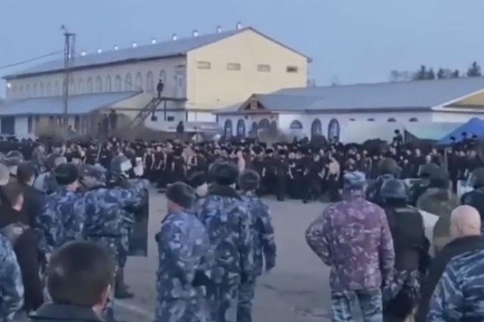Зачинщикам бунта в колонии Ангарска предъявлено обвинение. Фото: СК России