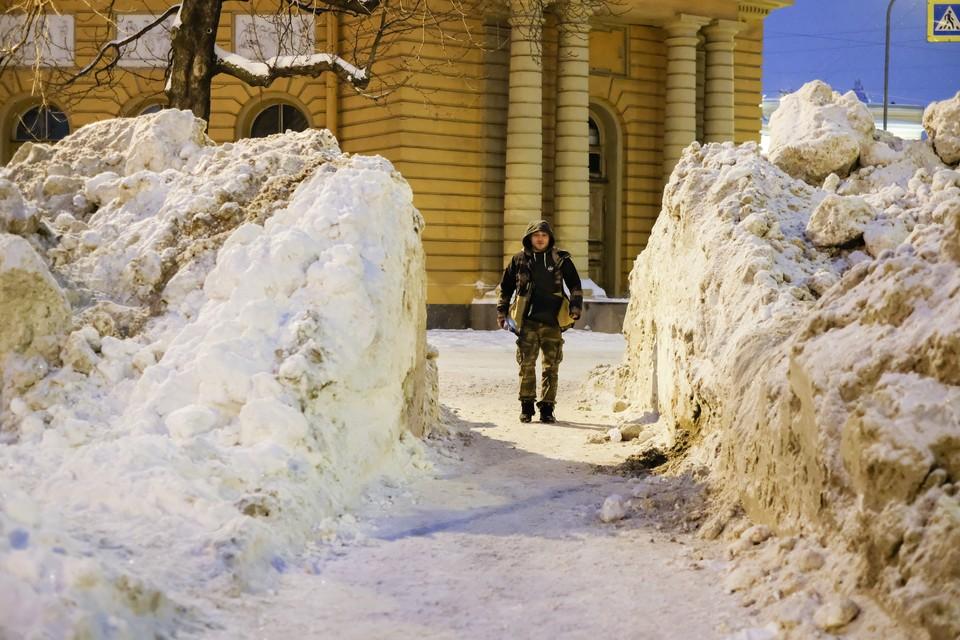 17 сентября в Санкт-Петербурге началось периодическое протапливание