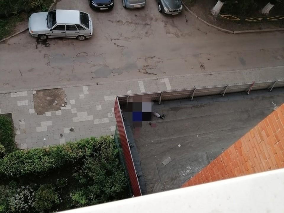 ЧП произошло на бульваре Орджоникидзе / Фото: Происшествия Тольятти